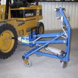 Pneumatic Tool Car
